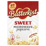 Team tip: Microwave some popcorn at home and take it with you! At Tesco, Butterkist Sweet Microwave Popcorn 3 x 70g pack is currently on offer for £1.50.